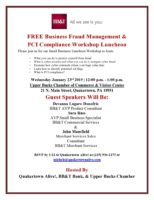 FREE Small Business Luncheon