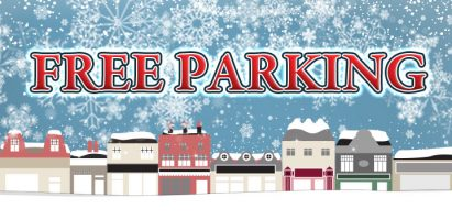 FREE PARKING in  DOWNTOWN QUAKERTOWN