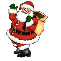 Santa Saturday in Quakertown December 21