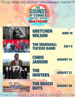 Sounds of Summers Concert Series