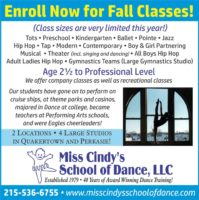 Miss Cindy's School of Dance