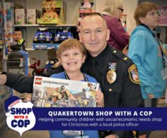 10th Annual Shop With a Cop