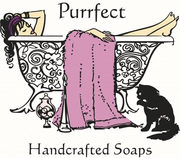 Purrfect Handcrafted Soaps