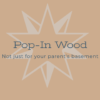 Pop-In wood